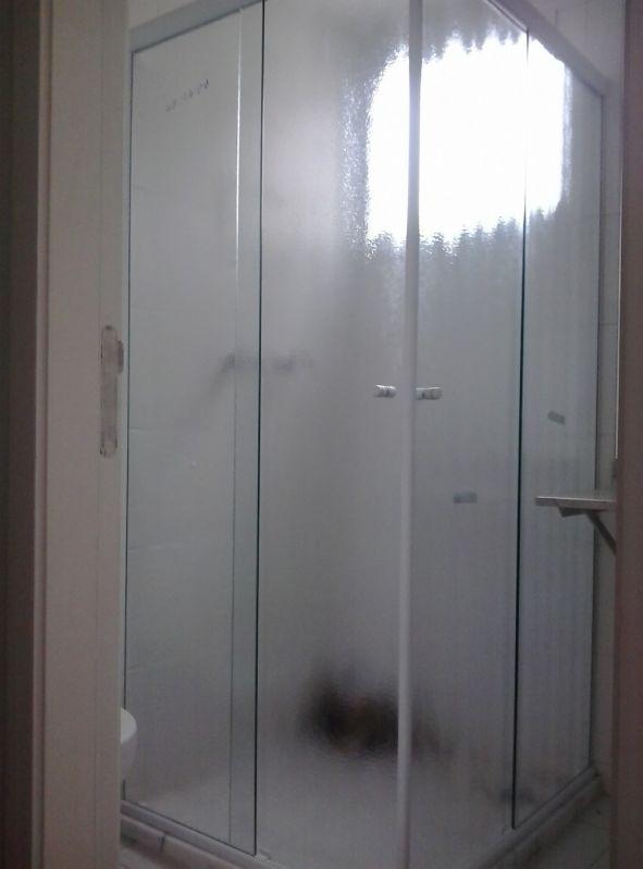Box Banheiro de Canto na Vila Guilherme - Box Banheiro