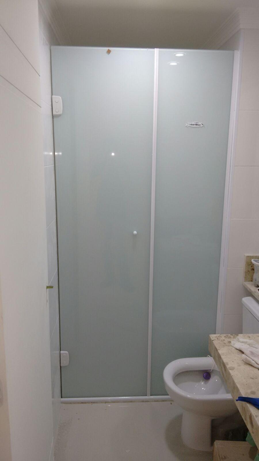 Box de Banheiro Como Comprar no Mandaqui - Box de Banheiro Preço