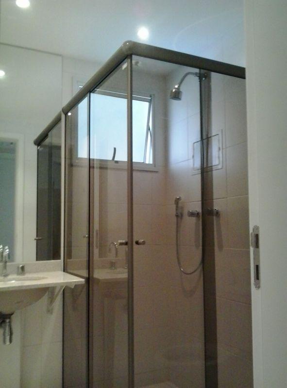 Box de Banheiro de Canto Preço na Mooca - Empresa de Box de Banheiro