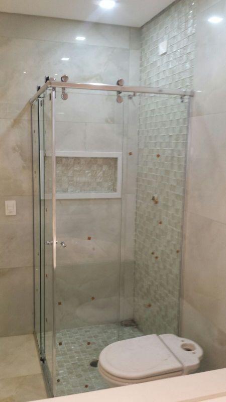 Box de Banheiro Onde Encontro na Vila Guilherme - Box de Banheiro Preço