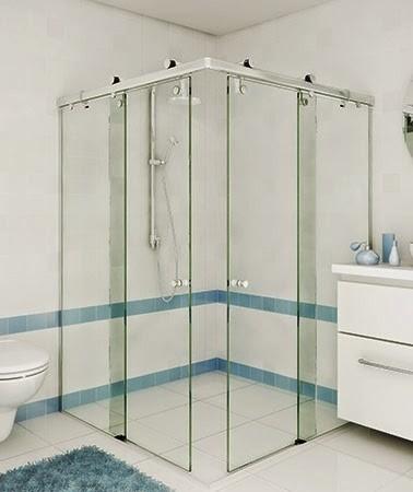 Box de Banheiro Valores no Arujá - Empresa de Box de Banheiro