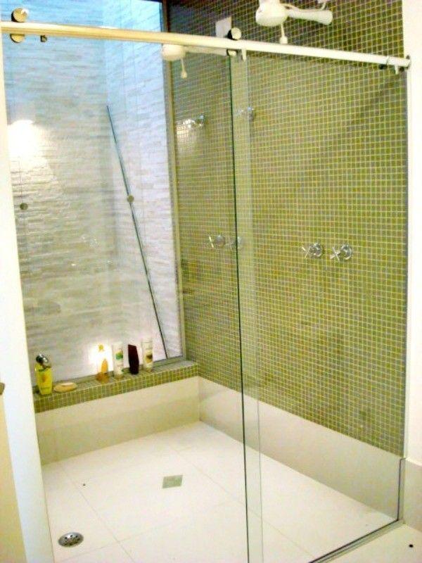 Box Reto para Banheiro na Vila Formosa - Box Reto