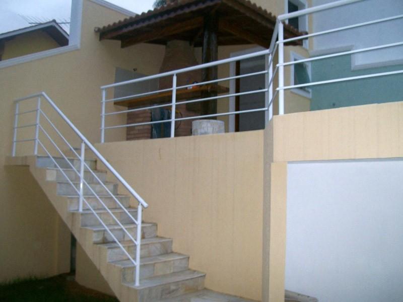 Corrimão de Escada Alumínio e Vidro Qual o Valor no Tatuapé - Corrimão de Escada Alumínio e Vidro