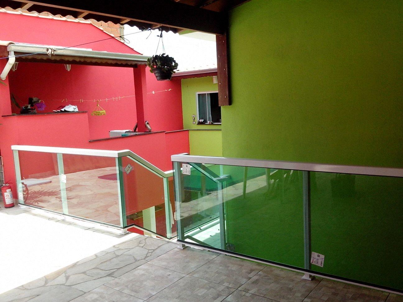 Serviços Corrimão Inox e Vidro na Vila Formosa - Corrimão Inox e Vidro