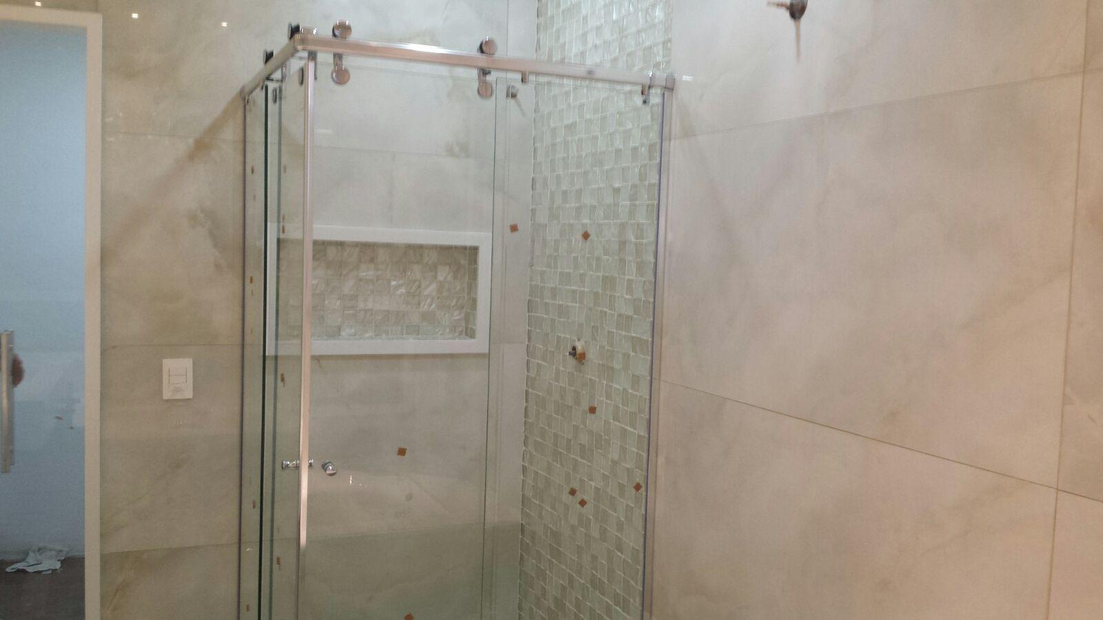 Serviços de Box para Banheiro na Vila Gustavo - Preço de Box para Banheiro