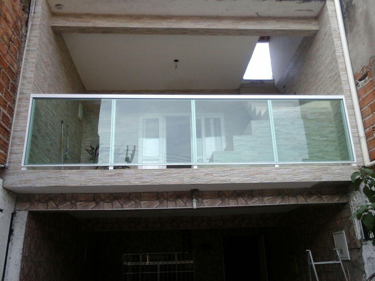 Serviços de Corrimãos de Aço Inox com Vidro na Vila Gustavo - Corrimão de Aço Inox com Vidro