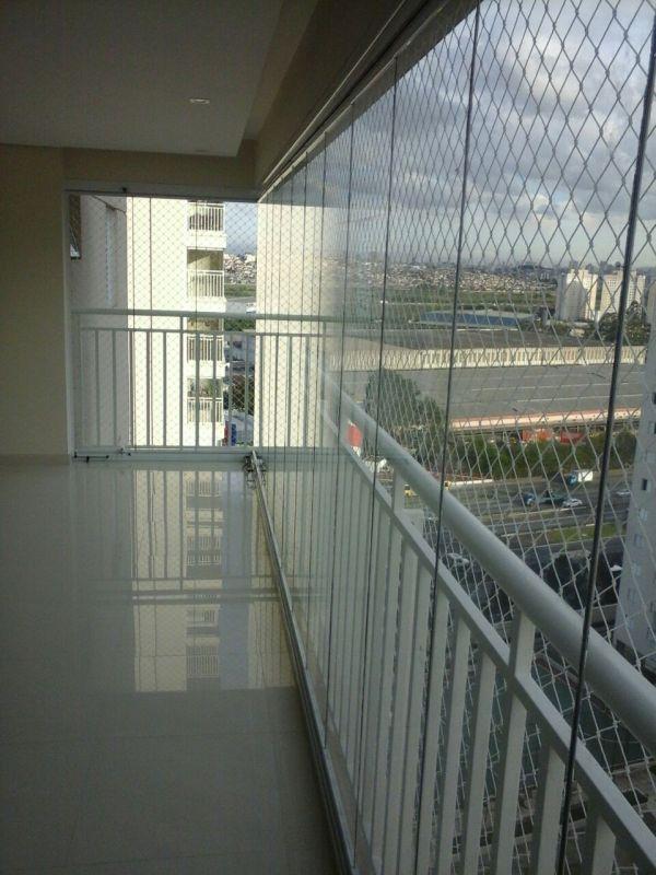 Empresa de Fazer Envidraçamento para Sacadas na Vila Guilherme - Envidraçamento de Sacadas na Zona Norte