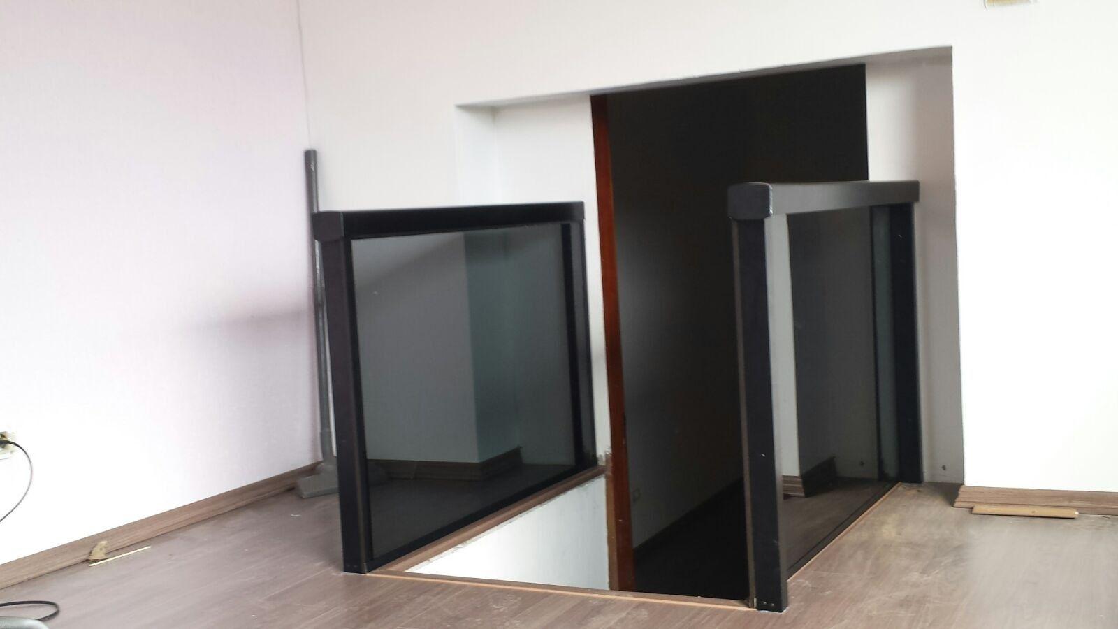 #5C3E33 Guarda Corpo de Vidro Temperado Box em Vidro 252 Janelas De Vidro Preço Guarulhos