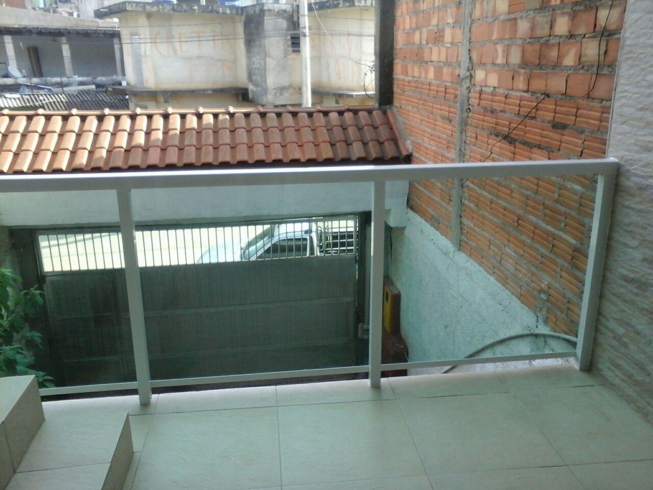 Super Melhor Preço de Guarda Corpo de Vidro e Alumínio no Jardim São  II76