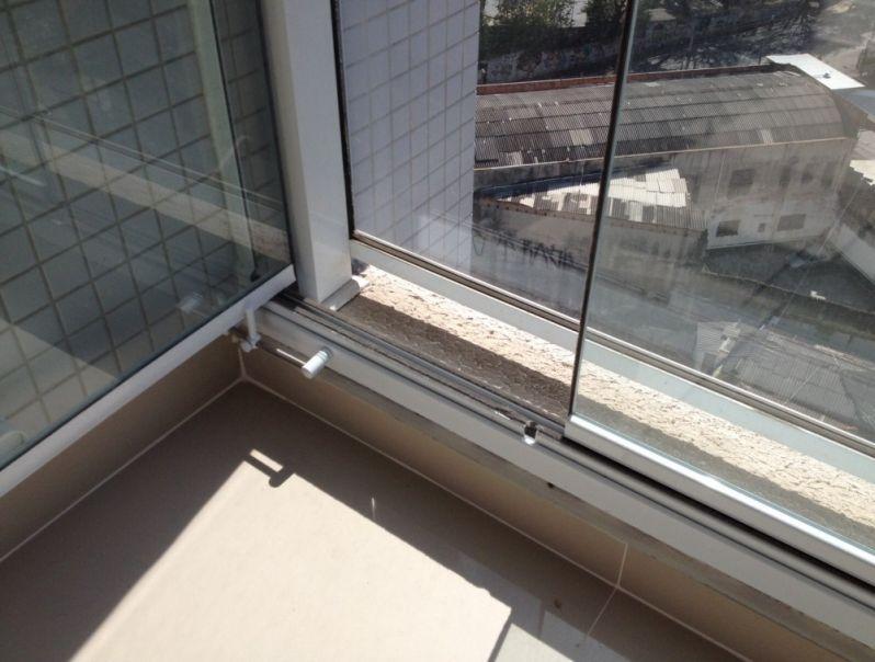 Preço de Envidraçamento para Sacadas no Tremembé - Envidraçamento de Sacadas em São Paulo