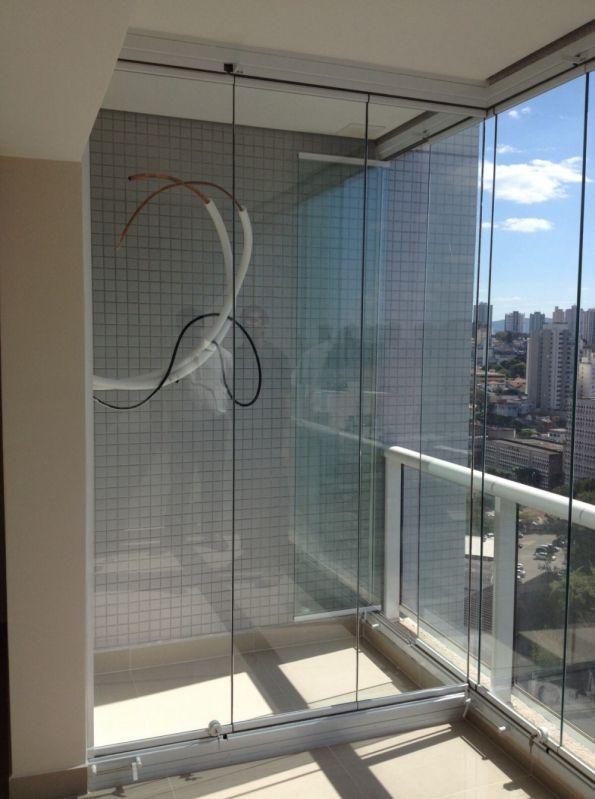 Preço Envidraçamento para Sacadas no Jardim São Paulo - Envidraçamento de Sacadas em São Paulo