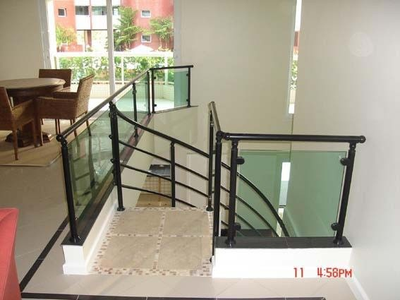 Preços para Fazer Corrimões de Vidros no Mandaqui - Corrimão de Vidro em São Paulo