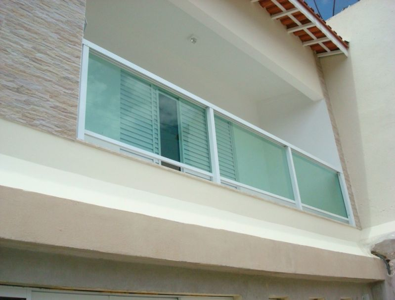 Quais Os Preços Corrimões de Vidros no Arujá - Corrimão de Escada de Vidro