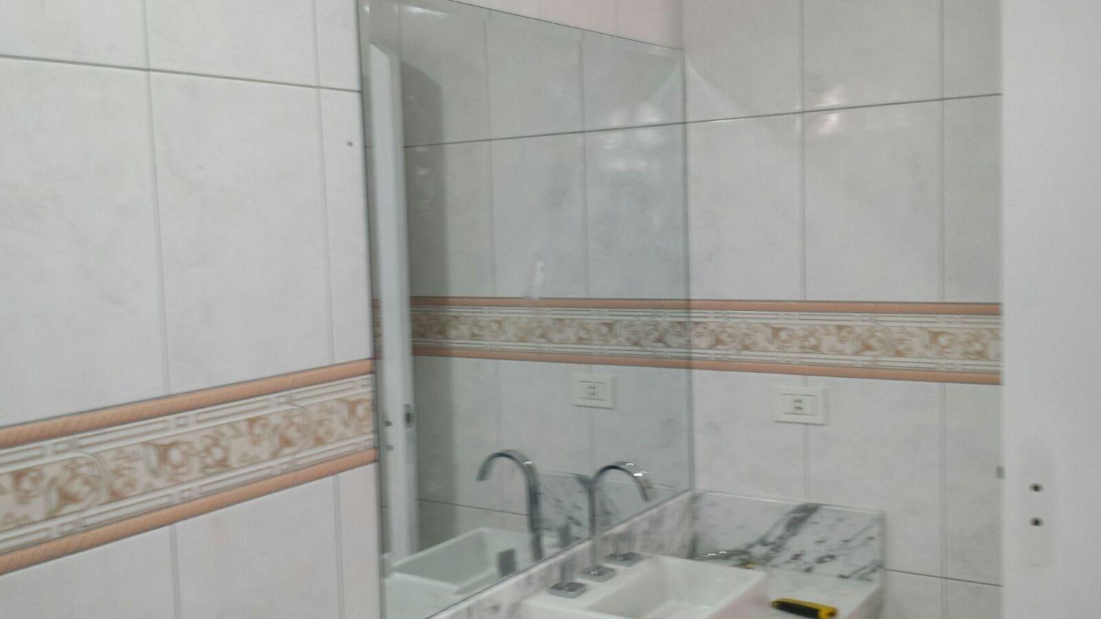 Quais os valores de espelhos para banheiros na Vila Maria #675F46 1600 900