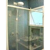 Box reto para banheiro preço na Vila Formosa