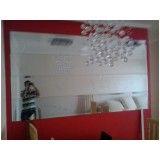 Espelho decorativo para sala onde encontrar na Vila Formosa