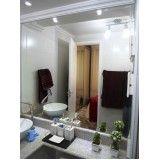 Fazer espelho para banheiro em Anália Franco