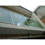 Lojas guarda corpo de vidro na Vila Guilherme