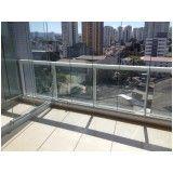 Quais os valores Envidraçamento de varandas no Jardim São Paulo