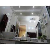 Valor para fazer espelhos decorativos para sala em Guarulhos